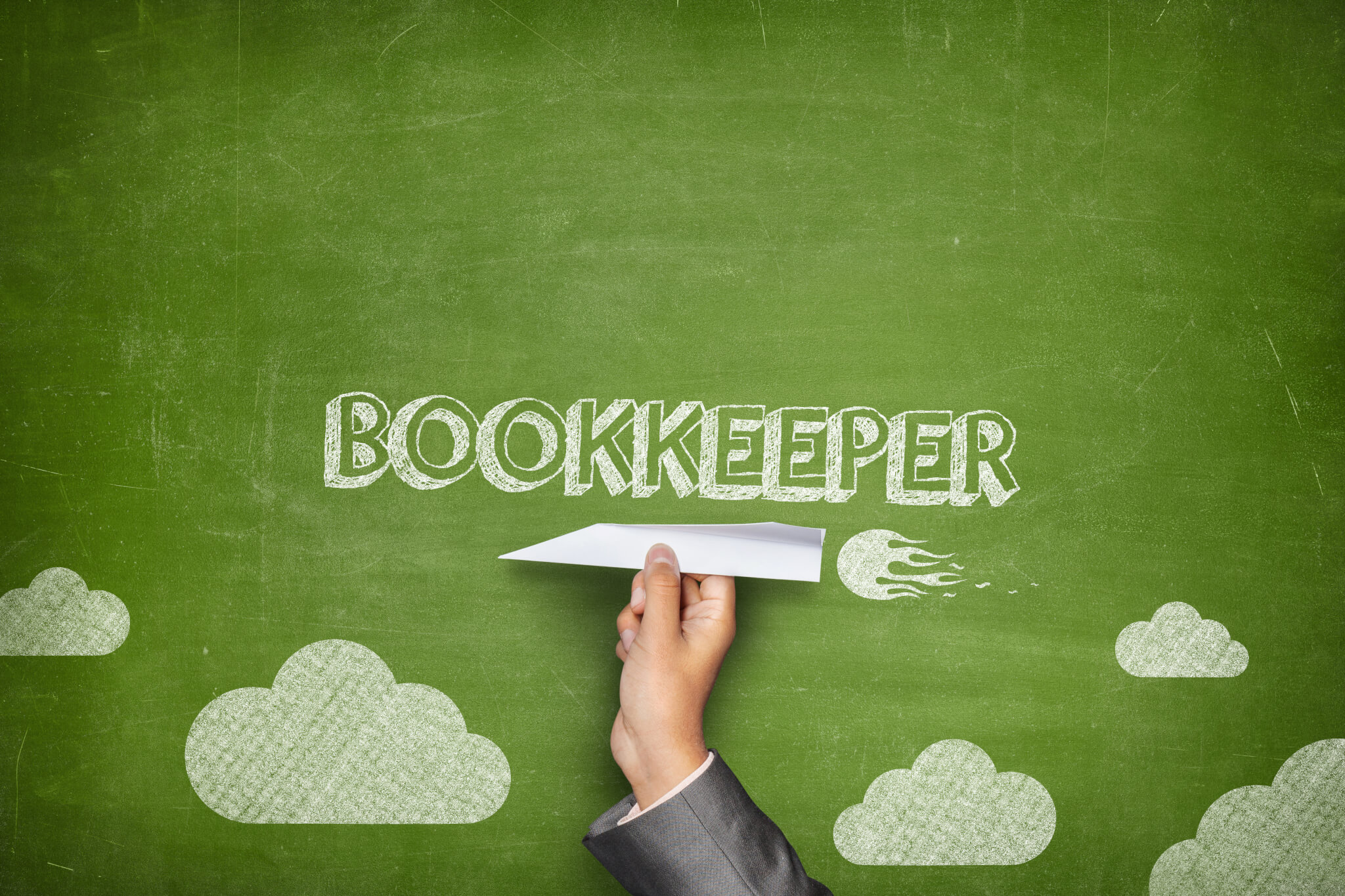 Working with a certified bookkeepers saves the worry about an audit
