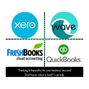 Some of my favourite cloud bookkeeping software options for Canadian online businesses to help track GST/HST