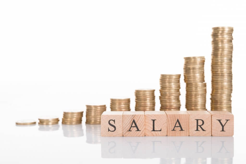 When do I start paying myself a salary in my business?